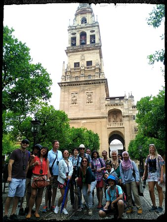 The well guided tour of Cordoba