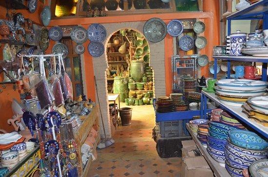 Maison D'artisanat Berbère Taroudant