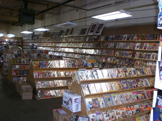 Quest Comic Shop