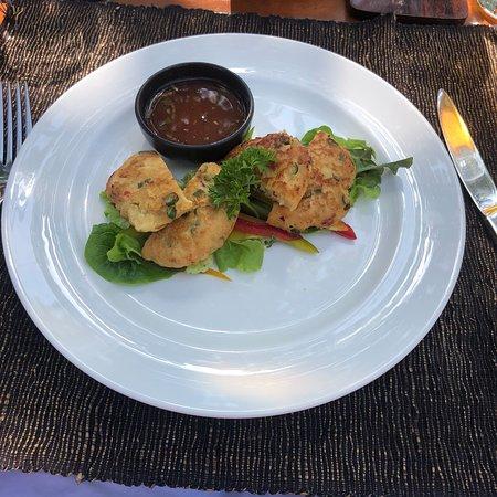 Amazing Indonesian & Thai food, amazing views!