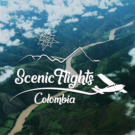 Scenic Flights Colombia