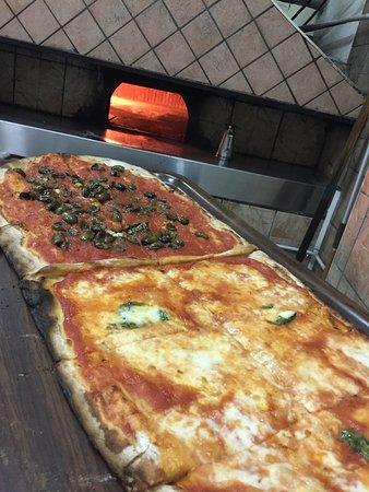 Pizza sorprendente👍👍👍