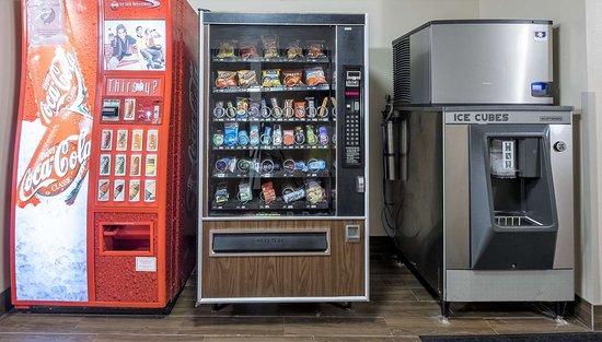 Hebron, Огайо: Snack Vending