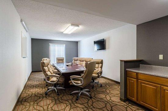 Randolph, ماساتشوستس: Meeting room