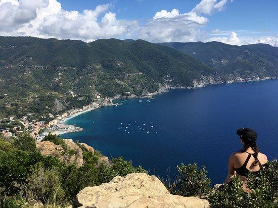 Levanto to Monterosso Trail Image