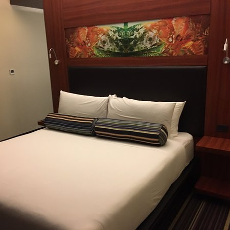 Cheaper but nice option for Marriot/SPG members