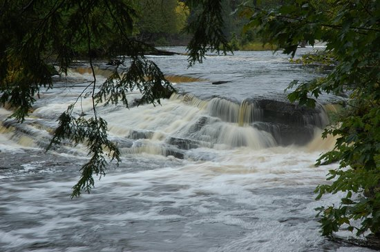 Bessemer, Μίσιγκαν: Black River Falls, Besseer, Michigan
