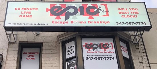 Epic Escape Rooms Brooklyn