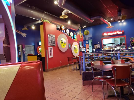 Space Aliens Grill & Bar: 20181004_192120_large.jpg