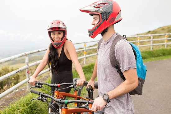 Haiku, HI: Bike Maui Guided and Self-Guided Tours