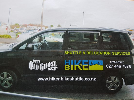 Hike n Bike Shuttle and Relocation Services