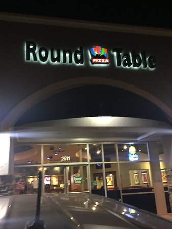 Round Table Pizza Tracy 2511 Naglee Rd Menu Prices Restaurant Reviews Order Online Food Delivery Tripadvisor