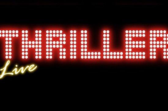 Spectacle de théâtre Thriller Live à...