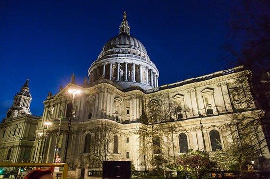 Kveldstur med sightseeing i London