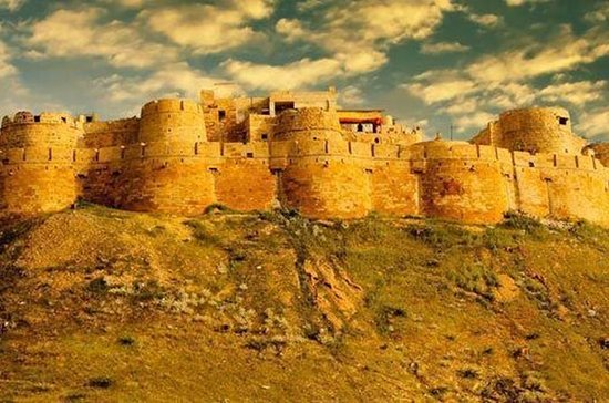 Ervaar Jaisalmer tijdens een ...