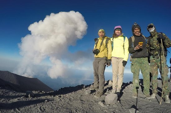 Adventure Semeru Trekking 2D1N via...