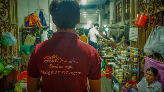Bad Guides Tour