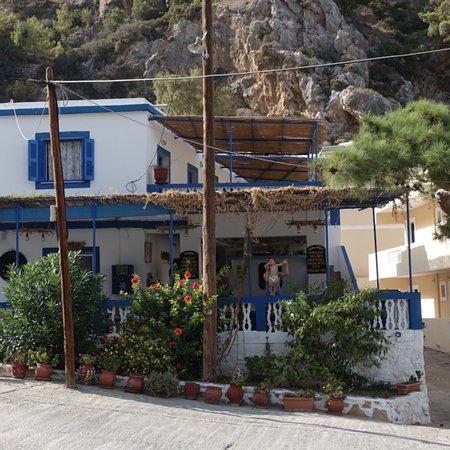 Kira Panagia, Yunani: Sofia's Taverna & Paradise Rooms