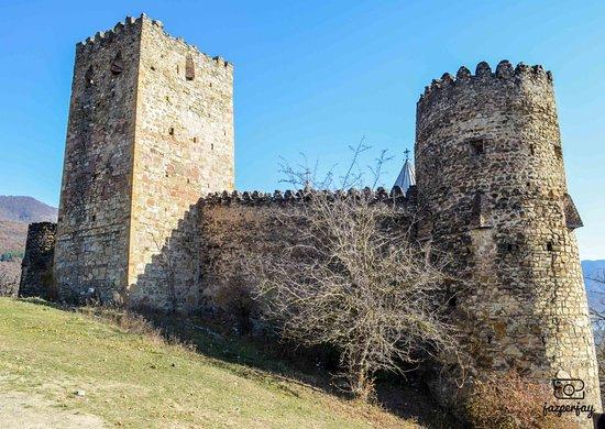 Ananuri, จอร์เจีย: Annanuri Fortress