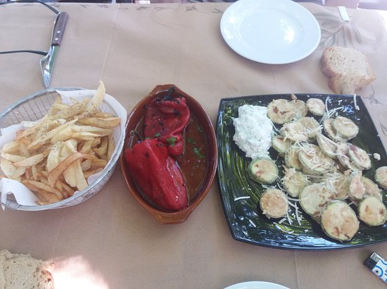 Όρμα, Ελλάδα: νόστιμη κουζίνα