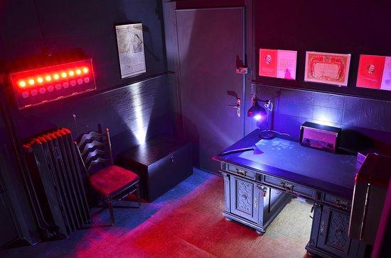 """""""Das Verhorzimmer"""" Escape Room"""