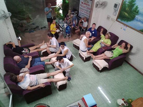 Massage Người Mù King