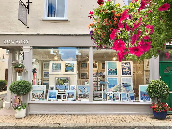 ‪Rowbury Gallery Dartmouth‬