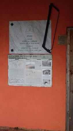 Viggiu, Italy: Rifugio Venini