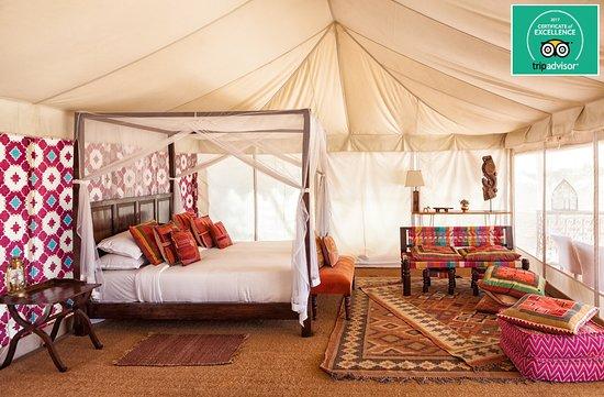 Dechu, Indien: Tented Suite at Samsara