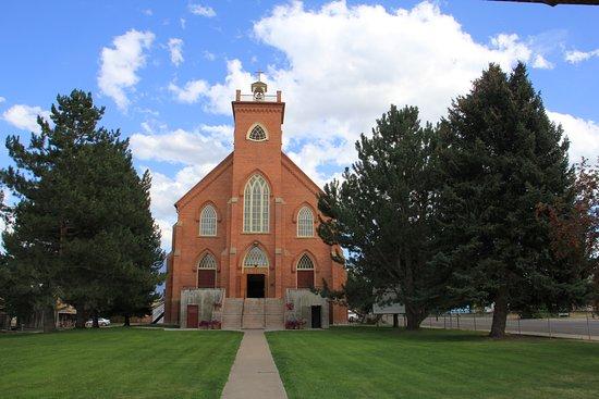 Saint Ignatius, MT: St Ignatius church