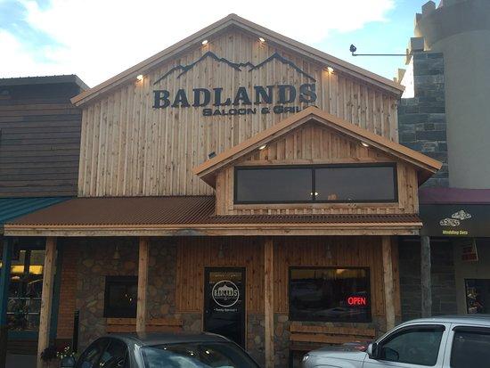 Badlands Saloon and Grille: Badlands saloon
