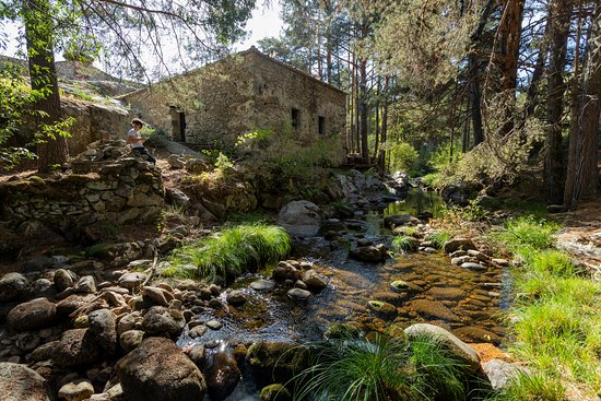 Navafria, Spanien: Entorno