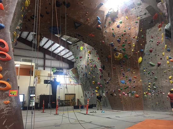 ‪Vertical Rock Indoor Climbing Center‬