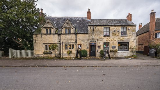 Prestbury, UK: Royal Oak