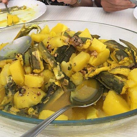 Murtosa, פורטוגל: Óptima caldeirada de enguias