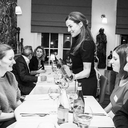 Dilsen-Stokkem, Βέλγιο: Het restaurant met zowel menu als a la carte gerechten