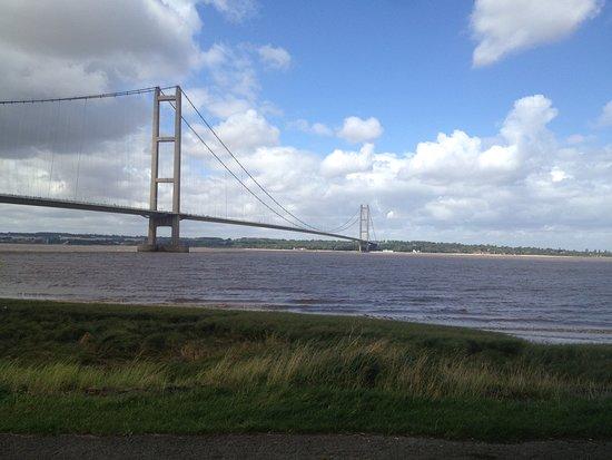 The Humber Bridge: The mighty Humber Bridge