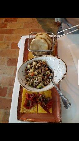Picciano, Ιταλία: Cena