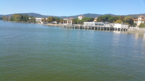 Lake Trasimeno照片