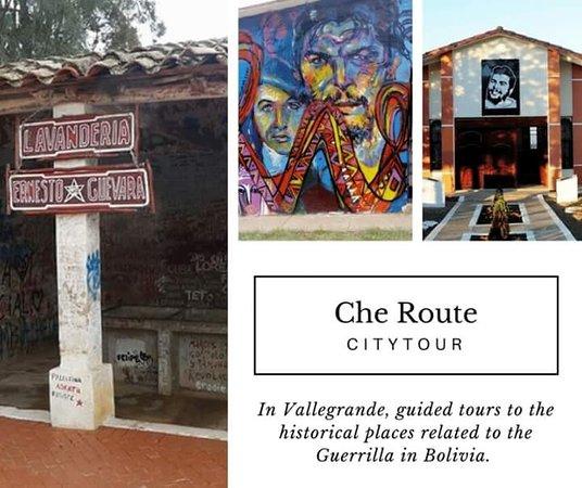 Vallegrande, Βολιβία: City tours