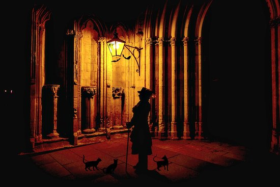 Shadows of York Ghost Walk
