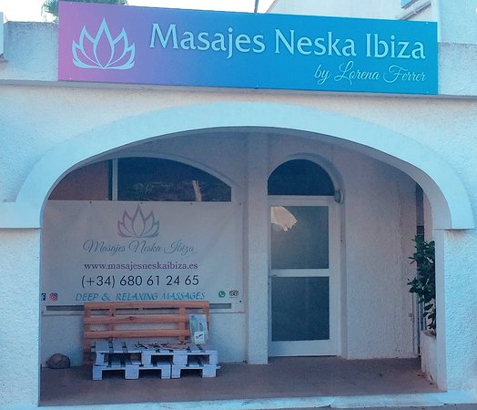 Masajes Neska Ibiza (Santa Eulalia del Rio) - 2019 All You ... on