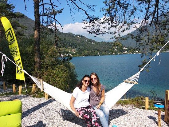 Molina di Ledro, Italie : Relax