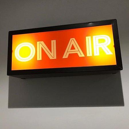 Aldeburgh, UK: On air!