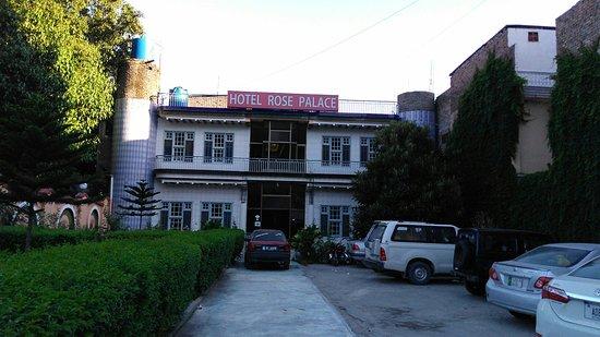 Mingora, Pakistan: Rose Palace Hotel