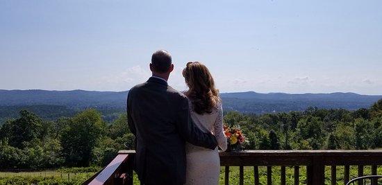 Albemarle, Carolina del Norte: Stoney Mtn. Vineyard- best kept secret in NC