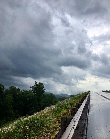 Lost River, فرجينيا الغربية: Mountain Skyway!