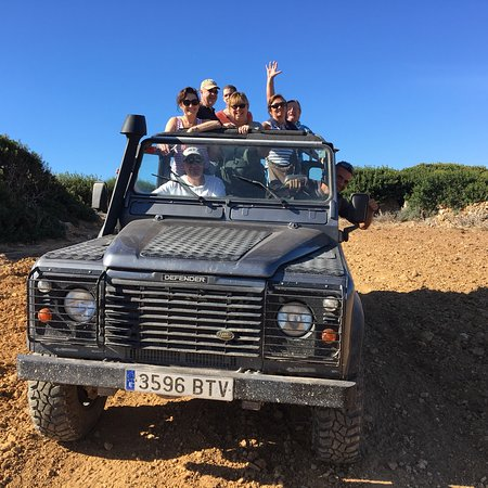 Jeep Safari Menorca : photo0.jpg