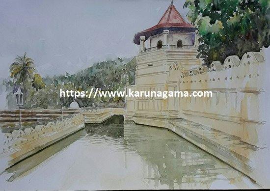 Karunagama Art Gallery