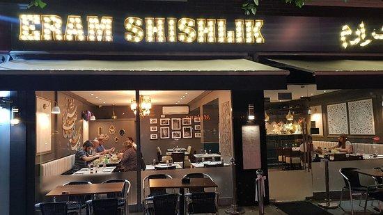 Delicious Food Review Of Eram Shishlik Ealing England
